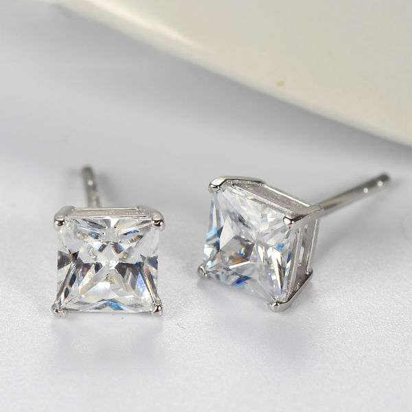 Diamond Stud Earrings Uk