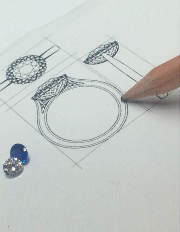 Bespoke Diamond Jewellery Design