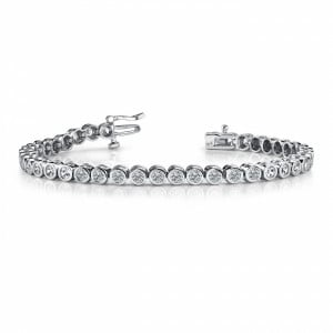 Tennis Bracelets For Sale Brilliant Cut Line Tennis Diamond Bracelet