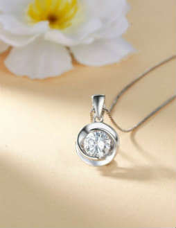 Diamond Pendants & Necklace