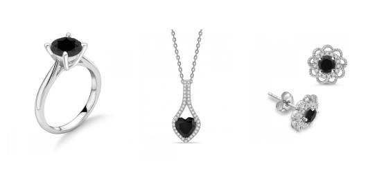 Black Diamond Jewellery Best Used