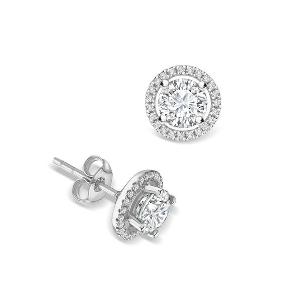 Diamond Earrings Sale